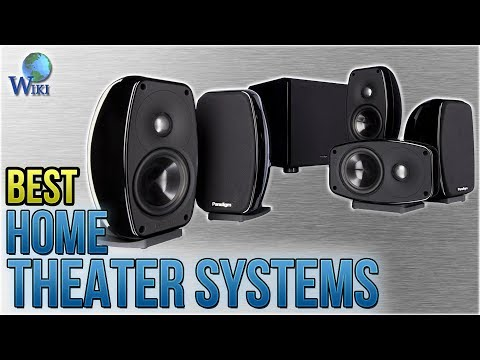10 Best Home Theater Systems 2018