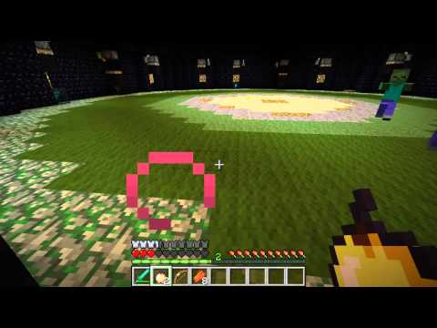 Minecraft - Blind Arena Challenge Made By Etho