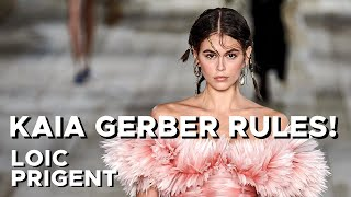 KAIA GERBER: HER FULL FASHION MONTH! By Loic Prigent