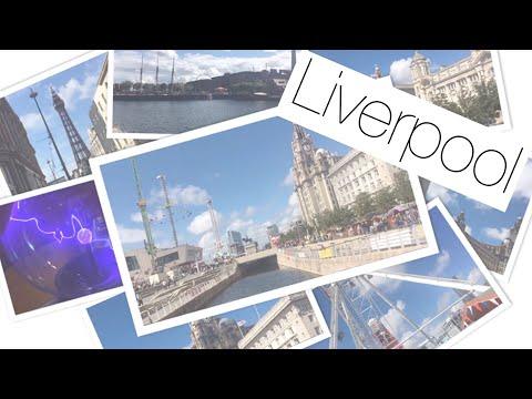 Liverpool Travel Diary