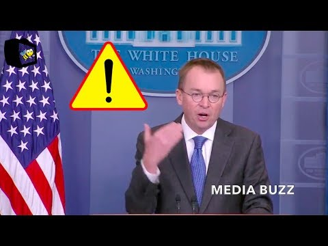 Mick Mulvaney Makes Fun of Bernie Sanders Being A Hypocrite And Trying to Shut Down Government