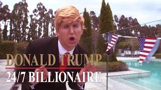 "Bruno Mars - 24K Magic [Parody] ""Donald Trump - 24/7 Billionaire"""