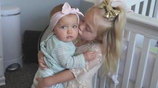 Everleigh Soutas and Ava Foley babysit Taytum and Oakley?! | ForeverandForava