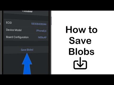 How to Save iOS 11.3 SHSH Blobs!