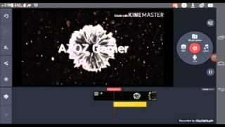 شرح الثاني كيف تسوي انترو ٣d من kinemaster
