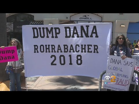 Dems Confident Voters In CA's 48th Will Get Rid Of 30-Year Incumbent Dana Rohrabacher, Flip District