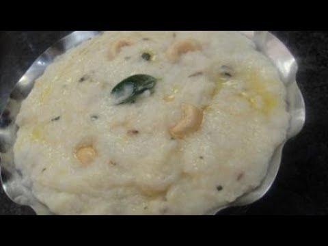 Varagu Arisi Ven Pongal In Tamil | Kodo Millet Ven Pongal In Tamil | Millet Pongal In Tamil | Gowri