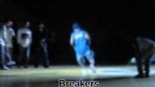Brake Dancer Yala2007