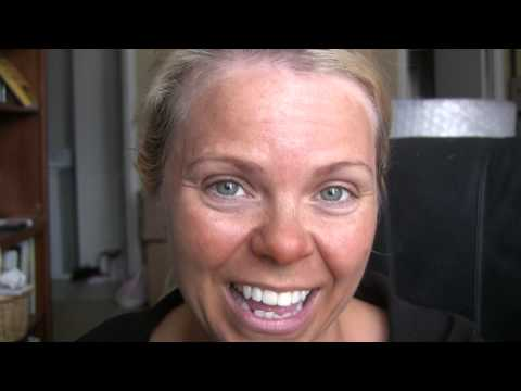 Spray Tan Gone Wrong!!! LOL!!