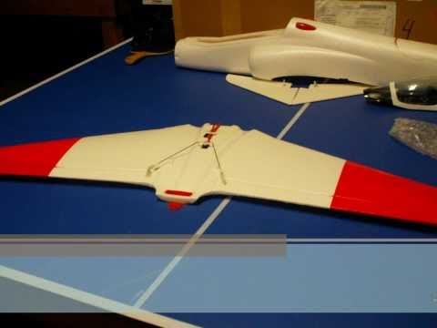 HobbyKing/Global Fly T45 rc edf jet: Whats in the box (HD)