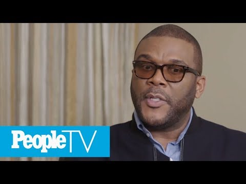 Tyler Perry's Emotional Story: Why I Forgave My Abusive Father | PeopleTV