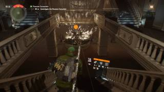 TACTICIAN BUILD 1.5 (VAMPIRISM) CHALLENGING RUSSIAN CONSULATE SOLO PVE