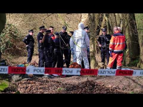 Toter Obdachloser in Wandse gefunden (2018-04-09)