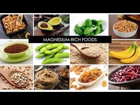 the top most obvious signs of magnesium deficiency