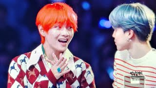 VMIN Funny And Cute Moments 2018