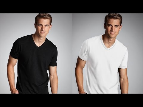 How To Change Black TShirt Color in Photoshop