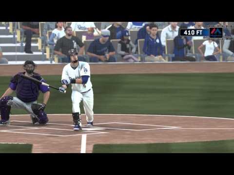 MLB® 14 The Show RTTS: 500th Career Home Run