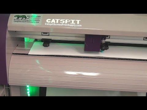 Saga Vinyl Plotters: Making Custom Stickers, Signage And Heat Transfers