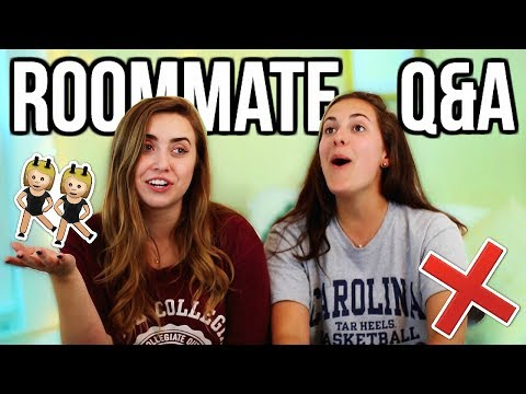 Marriage, House Parties, & Roommate Drama   ROOMMATE Q&A