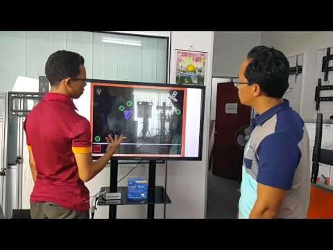 Touchscreen Overlay solution