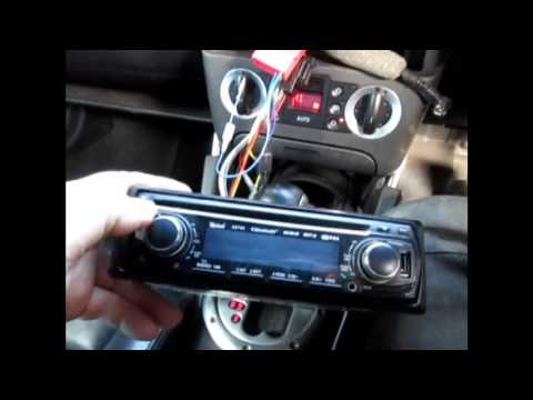 MK 1 AUDI TT AFTERMARKET RADIO STEREO SWAP TO REPLACE BOSE CONCERT