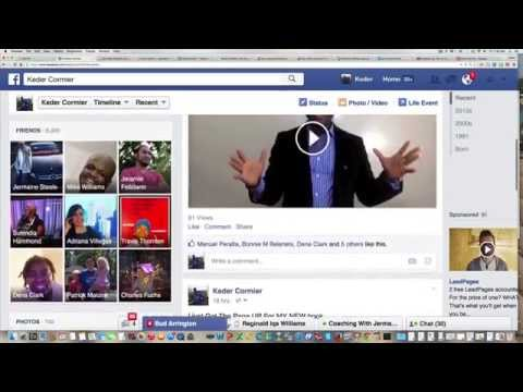 How To Change Facebook Video Thumbnail Fast | 2018