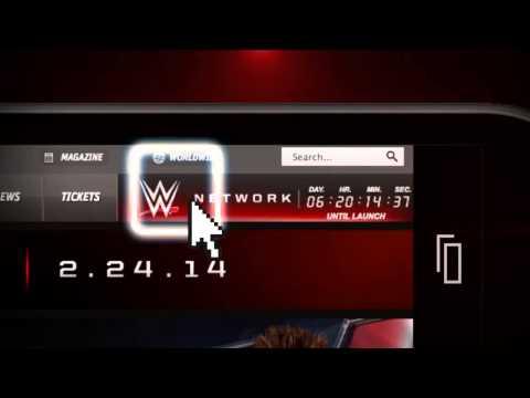 WWE Network Help Smartphone/Tablet