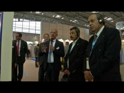 Finest dust in the air & air pollution control technologies - IFAT 2016
