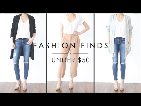 Fashion Finds Under $50 | Affordable Try On Fashion Haul | Miss Louie