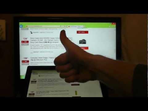 Surface RT Tips - Basics: #2 Cheap HDMI Solution Microsoft Windows 8
