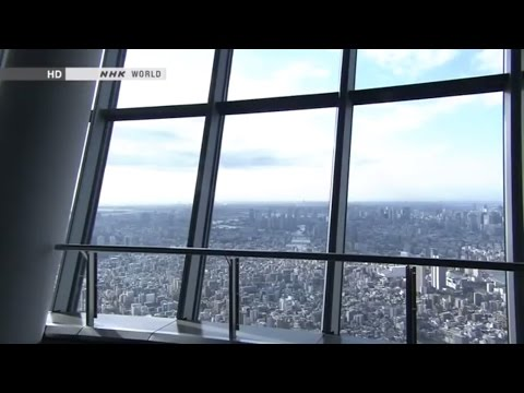 Begin Japanology S5 EP33 Tokyo Skytree sub esp