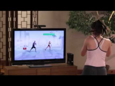 Your Shape - Fitness Evolved (Casual Workout) Trailer Xbox Kinect