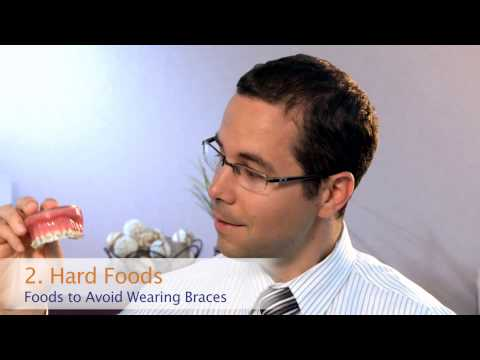 Beecroft Orthodontics -- Four Types of Food You Should Not Eat While Wearing Braces