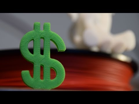 Make Money with 3D Printing in 2018