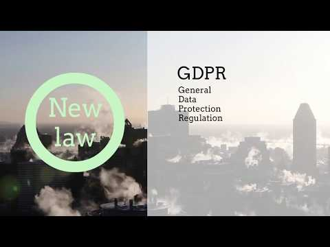 GDPR is upon us. Are you ready?
