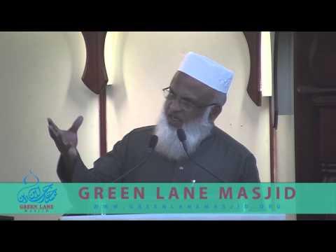 Nika'h & Divorce In Islam - Sheikh Hafeez Ullah Khan