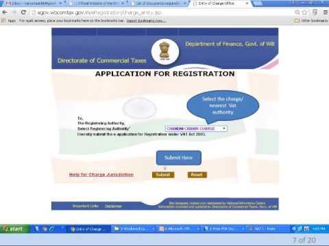 HOW TO OBTAIN  VAT REGISTRATION