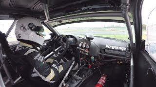 OnBoard 600HP S54 Turbo BMW M3 E36 with Sequential Gearbox! - Drifting & Whistle Sound!
