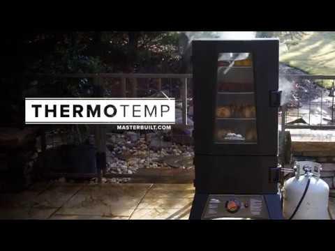Masterbuilt ThermoTemp Propane Smoker