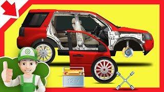 Kleine Autos Kinder. Autos kleinkinder. Trickfilm Auto Deutsche Kinderfilme. Autos für kleinkinder.