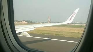 Kolkata Airport Takeoff Video, West Bengal, India