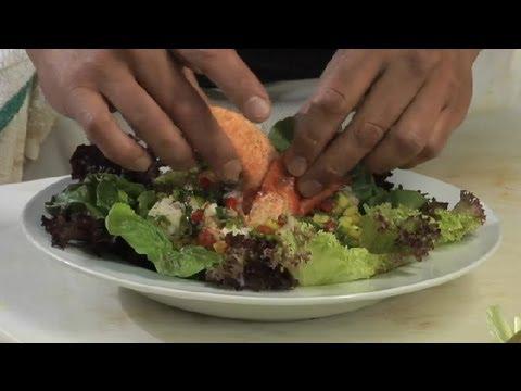 Caribbean Lobster Salad : Lobster Salads