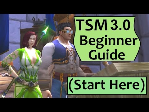 TSM Addon Guide - Getting Started with TradeSkillMaster