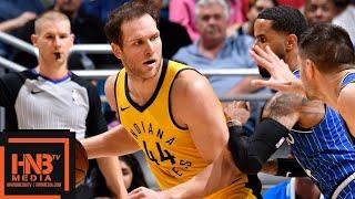 Indiana Pacers vs Orlando Magic Full Game Highlights | 12.07.2018, NBA Season