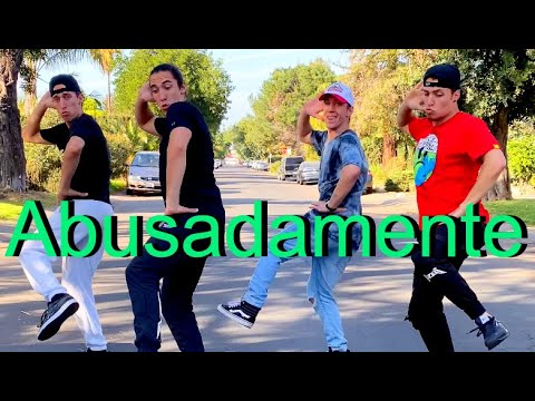 Brothers Viral Dance! Abusadamente by MC Gustta E MC DG