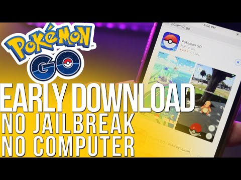 Install Pokemon Go on iPhone FREE by Changing iTunes Country - No Jailbreak/ Computer
