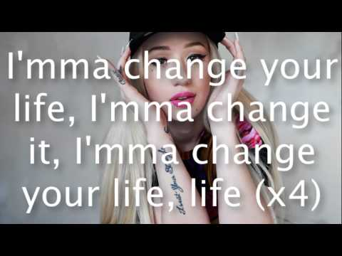 Iggy Azalea feat T.I - Change Your Life (Clean Lyrics) (HD)