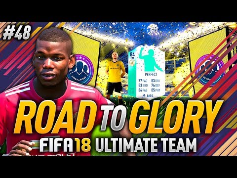 FIFA 18 ROAD TO GLORY #48 - PERFECT PACK PULL!! 🔥