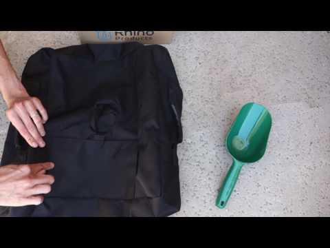 Umbrella Base - Rhino Base Weight Bag