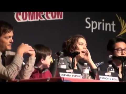 The Walking Dead Season 2 Panel New York Comic Con